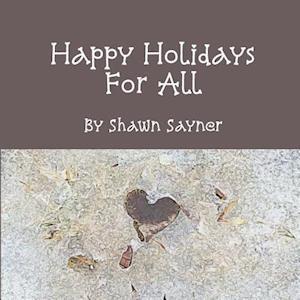 Bog, paperback Happy Holidays for All af Shawn Sayner