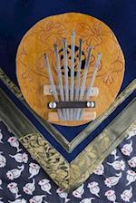 Coconut Kalimba Thumb Piano Musical Instrument Journal