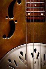Dobro Guitar Musical Instrument Journal