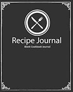 Everyday Recipe Journal