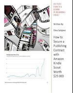 Do You Fancy a $25 000 Publishing Deal? af Miss Elina Salajeva