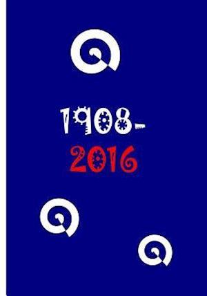 Bog, paperback 1908-2016 af Ethi Pike