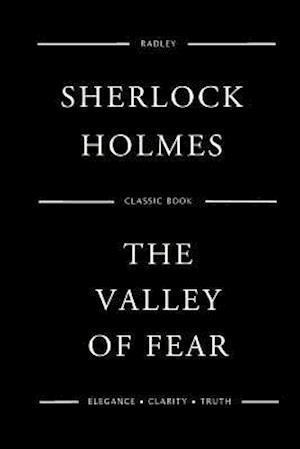 Bog, paperback The Valley of Fear af Arthur Conan Doyle
