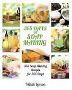Soap Making af White Lemon