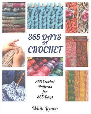 Bog, paperback Crochet af White Lemon