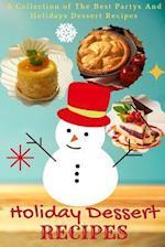 Holiday Dessert Recipes af Jacob King