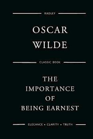 Bog, paperback The Importance of Being Earnest af MR Oscar Wilde