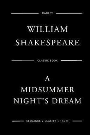 Bog, paperback A Midsummer Night's Dream af MR William Shakespeare