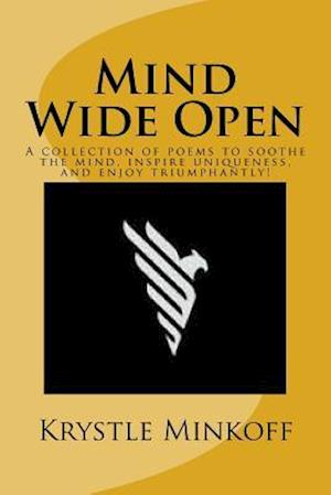 Bog, paperback Mind Wide Open af Krystle Minkoff