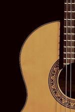 Classic Spanish Acoustic Guitar Journal