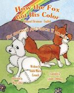 How the Fox Got His Color Bilingual Ukrainian English