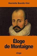 Eloge de Montaigne