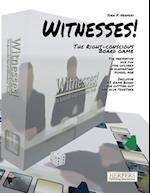 Witnesses! - The Right-Conscious Board Game