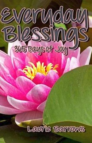 Bog, paperback Everyday Blessings af Laurie Barrows