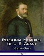 Personal Memoirs of U. S. Grant, Volume Two