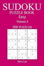 Easy 300 Sudoku Puzzle Book af Dave Lee