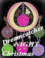 Dreamcatcher Christmas Night - Coloring Book