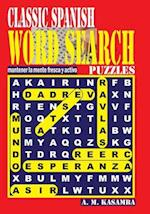 Classic Spanish Word Search Puzzles af A. M. Kasamba