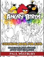 Angry Birds Coloring Book for Kids