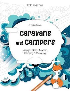 Bog, paperback Caravans and Campers af Christine Briggs