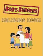 Bob's Burgers Coloring Book (Us Edition) af Walter Gutenberg