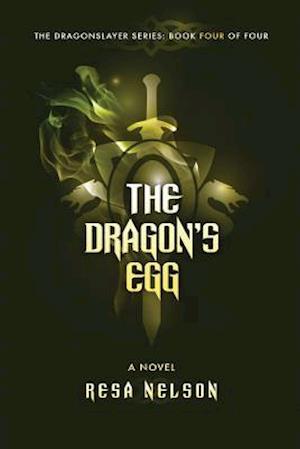 Bog, paperback The Dragon's Egg af Resa Nelson