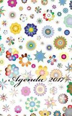 Agenda 2017 - Diseno Flores