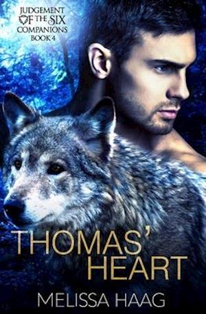 Bog, paperback Thomas' Heart af Melissa Haag
