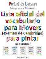 Lista Oficial del Vocabulario Para Movers (Examen de Cambridge) af Isabelle Defevere
