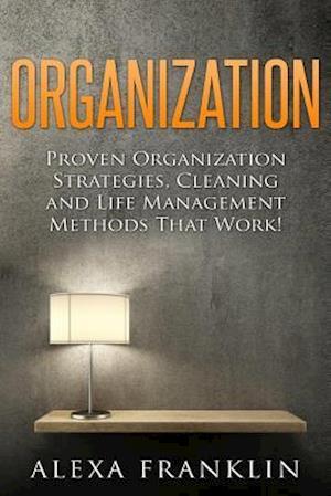 Bog, paperback Organization af Alexa Franklin