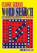 Classic German Word Search Puzzles af A. M. Kasamba