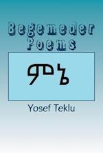 Begemeder Poems