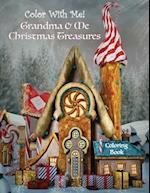 Color with Me! Grandma & Me Christmas Treasures Coloring Book