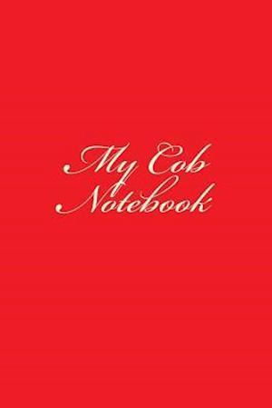 Bog, paperback My Cob Notebook af Cartmell
