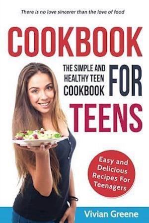 Bog, paperback Cookbook for Teens af Vivian Greene