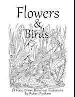 Flowers and Birds af Robert Roskam