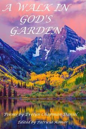 Bog, paperback A Walk in God's Garden af Evelyn Chapman Daniel
