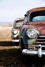 Vintage Cars Waiting to Be Restored Journal
