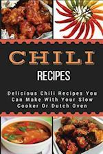 Chili Recipes af Jacob King