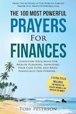 Prayer - The 100 Most Powerful Prayers for Finances - 2 Amazing Bonus Books to Pray for Passive Income & Money