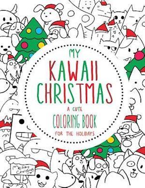 Bog, paperback My Kawaii Christmas af The Kawaii Collection