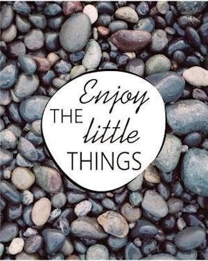 Bog, paperback Enjoy the Little Things af T. Thaphada Journal