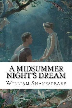 Bog, paperback A Midsummer Night's Dream af William Shakespeare