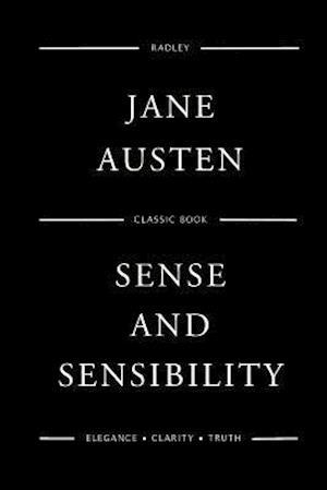 Bog, paperback Sense and Sensibility af Miss Jane Austen