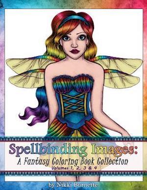 Bog, paperback Spellbinding Images af Nikki Burnette