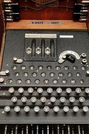 Bog, paperback Enigma Encryption Cryptologic World War II af Unique Journal