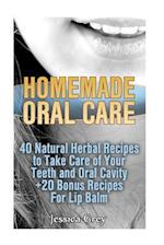 Homemade Oral Care
