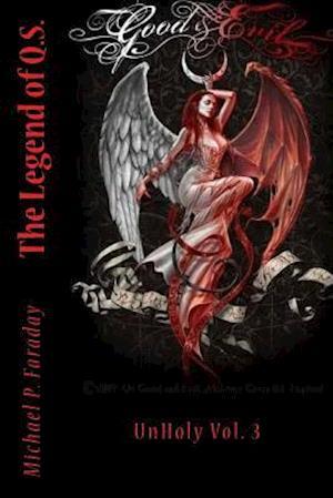 Bog, paperback The Legend of Quicksilver af MICHAEL P. FARADAY