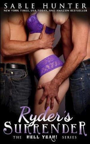 Bog, paperback Ryder's Surrender af Sable Hunter