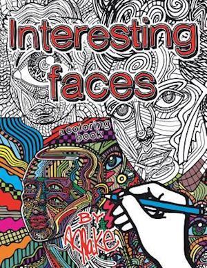 Bog, paperback Interesting Faces af Blake Chamberlain